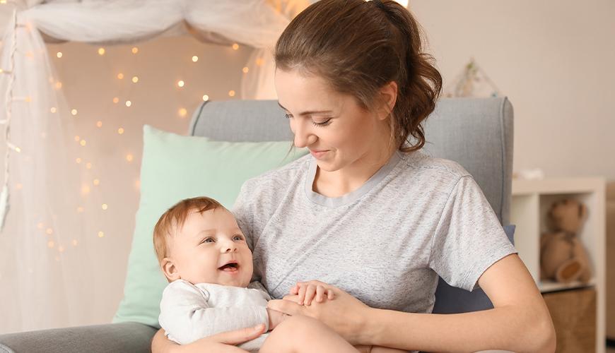 Mamá primeriza, ¿Cómo mantener tu salud emocional?